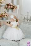 Сукня Еліза хрестильна