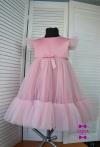 Сукня Меліс брудно-рожева