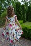 Сукня літня з квітковим принтом. Купити плаття дитяче