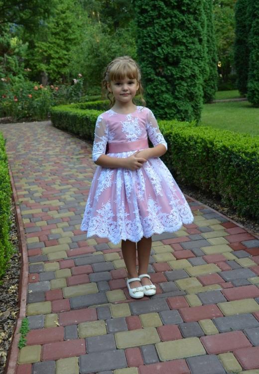 Сукня Олівія рожева