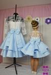 Сукні Фіорі для мами і донечки