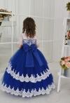 Сукня довга Мілана