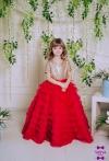 Сукня Міра із золотом