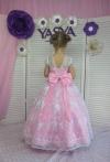 Сукня Поліна рожевого кольору