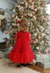 Сукня Меліс з перлинками.
