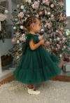 Сукня Меліс зеленого кольору