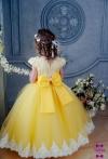 Сукня Ярослава жовтого кольору