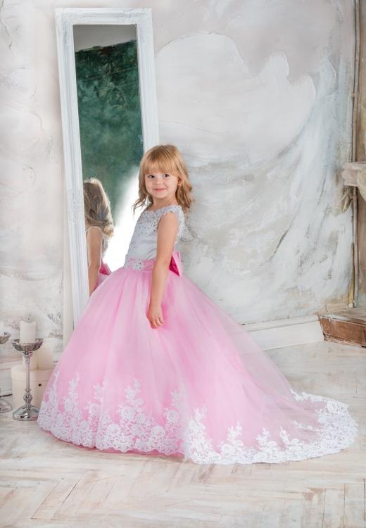 Сукня Аріні рожева