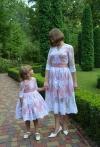 Сукні мама+доця Олівія