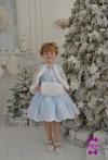 сукня сніжинки