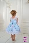 Сукня Олівія голубого кольору
