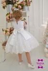 Сукня Еліза білого кольору
