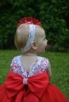 Сукня Ярослава червона 2