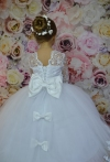 Сукня біла Аріні