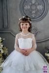 Сукня Мілана білого кольору