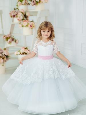 Сукня Аріні2 білого кольору