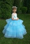 Сукня Асоль блакитного кольору