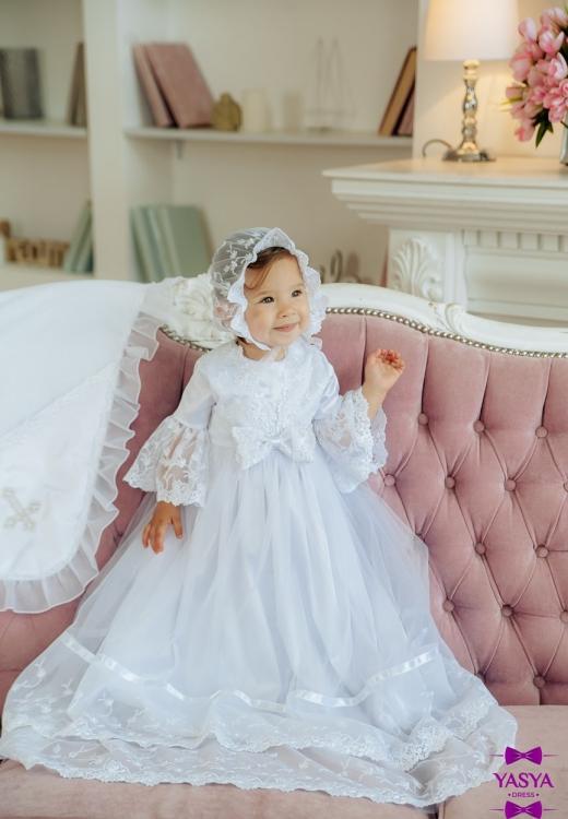 Сукня на хрестини Олівія