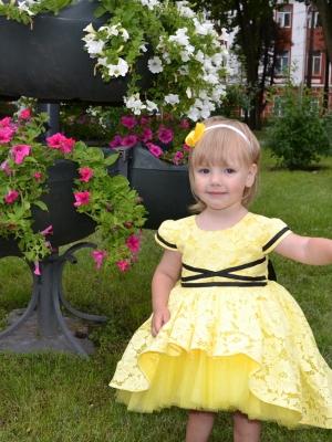 Сукня Поліна в наявності на 1 рік