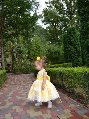 Сукня Поліна на рочок