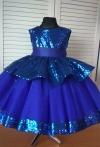 Синя сукня в наявності на рочок